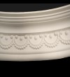 Small Beaded Curved Cornice